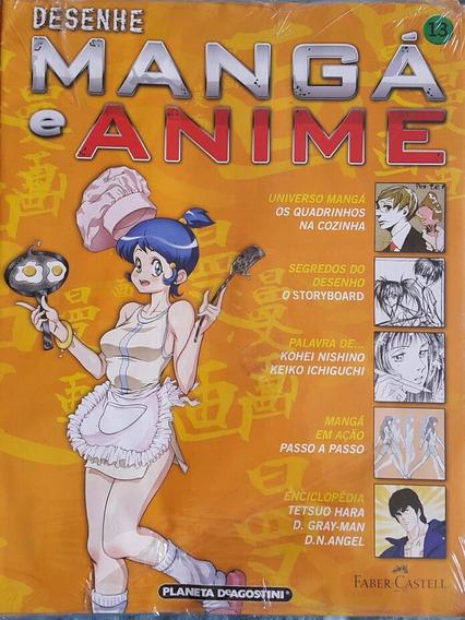 Revista Desenhe Manga E Anime N 13