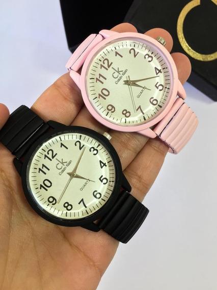 Combo 2 Relógio Feminino De Pulso