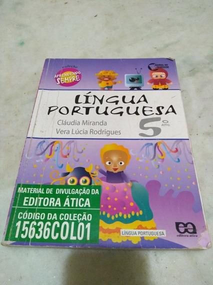 Coleção Aprendendo Sempre Língua Portuguesa 5 Professor