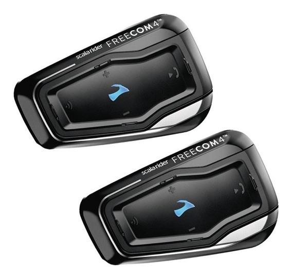 Intercomunicador Cardo Scala Rider Freecom 4 Duo Frc40109