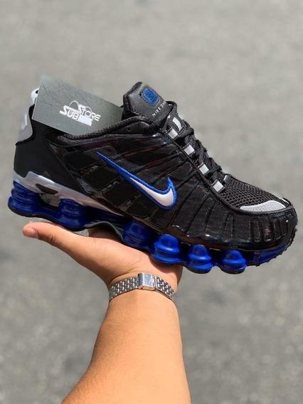 Tênis Masc Nike Sxhox 12 Molas Se Importado Vietnã -40% Off!