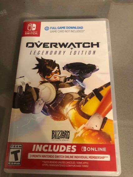 Overwatch Legendary Edition