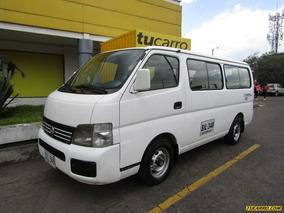 Autobuses Microbuses Urvan Pasajeros