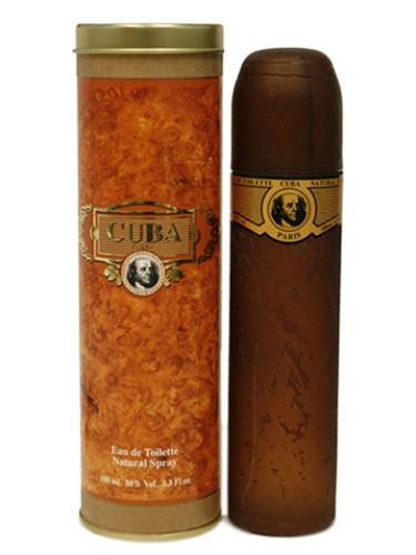 Perfume Cuba Original Eau De Toillet 100ml Masculino