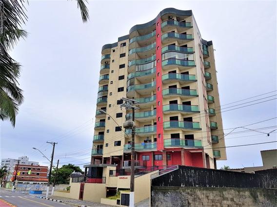 Apartamento De Frente Para O Mar Em Mongaguá!! Ref. Ap0023