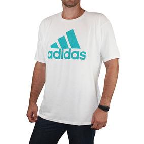 6090813942 Camiseta Original adidas The Go-to Tee Branca Tamanho 2xl Gg