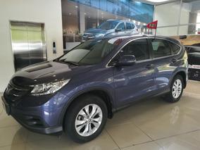 Honda Crv City 2014 At.4x2 Azul