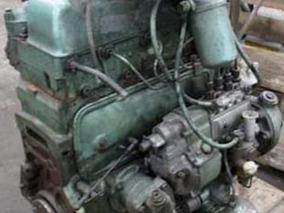 Motor Mercedes Benz Om 314 (recién Overhauleado) Y Caja