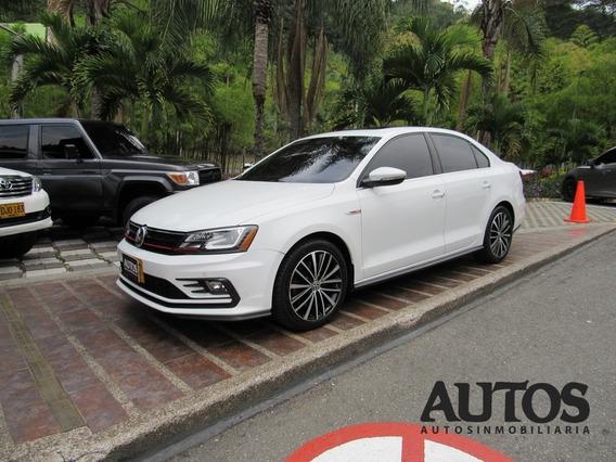 Volkswagen New Jetta Gli At Sec 2.0turbo