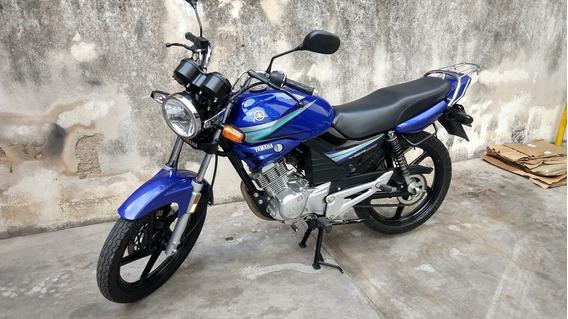 Yamaha Ybr Año 2015