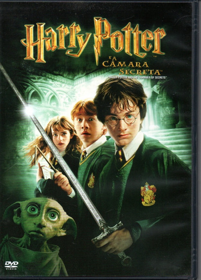 Dvd Harry Potter E A Câmera Secreta - Dublado