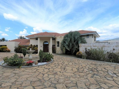 House For Sale In Anapoima Cundinamarca 19-2019 Am