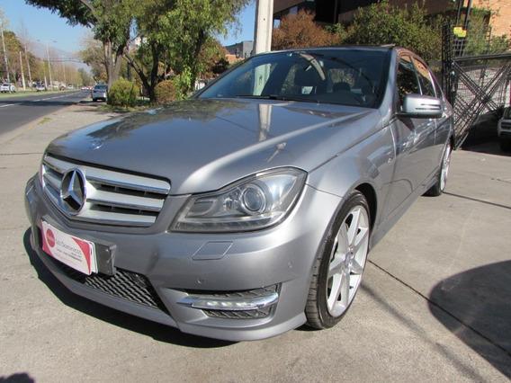 Mercedes Benz C350 Look Amg 2014