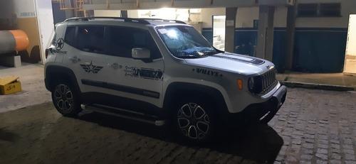 Jeep Renegade 2018 2.0 Longitude 4x4 Aut. 5p