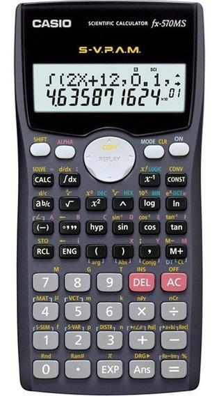 Calculadora Casio Fx-570ms