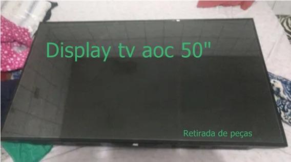 Carcaça Tv Aoc 50 Polegadas