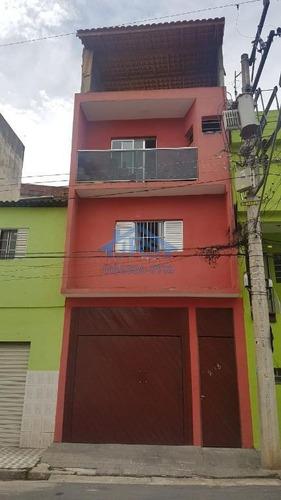 Imagem 1 de 19 de Sobrado Com 3 Dormitórios À Venda Por R$ 450.000,00 - Jardim Regina Alice - Barueri/sp - So0131