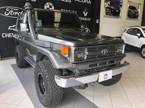 Toyota Macho Fzj73 Blindado