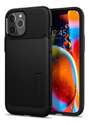 Funda Spigen iPhone 12 Pro Max Slim Armor