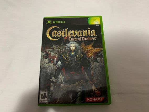 Castlevania Curse Of Darkness Xbox Original Completo