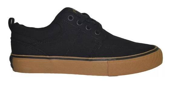 Zapatillas Rusty Yonkers Black Caramel