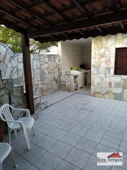 Casa Com 5 Dormitórios À Venda, 190 M² Por R$ 590.000 - Vila Esperança - São Paulo/sp - Ca0387