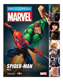 Enciclopedia Marvel Nº 57 Spider-man Volumen 8