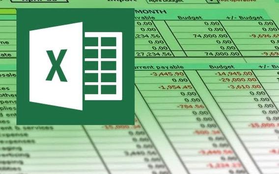 3800 Planilhas Excel 100% Editaveis - Apostilas + Videos