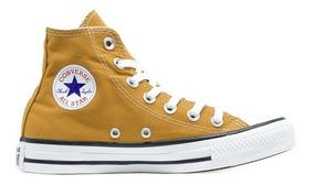 Tênis Converse Chuck Taylor All Star Hi Mostarda Original