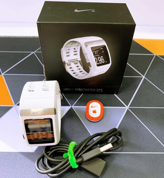 Nike+ Sportwatch Branco | Gps | Tomtom | Nike Shoe | Usado
