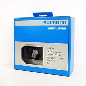 Alavanca de câmbio de velocidade definida para estrutura de alumínio Shimano Claris SL-R400 Tube 2//3x8