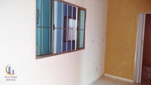 Imagem 1 de 25 de Casa C Cozinha, 1 Quarto, Pequena Sala, Ótimo Acabamento, No Ariston, Carapicuíba - Ca0396