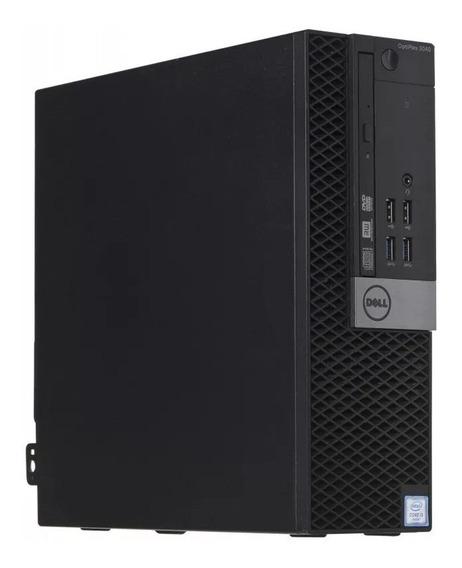 Cpu Dell Optiplex Core I3 6ger 4gb 500gb - Promoção