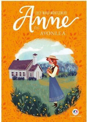 Livro Anne De Avonlea, 2º Livro Da Série Anne With Ann E