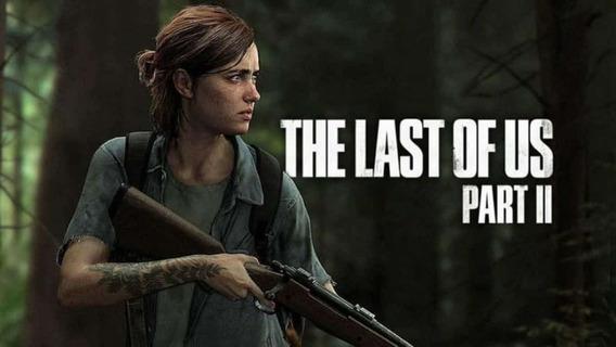 The Last Of Us Parte Ii 2 Psn Ps4 Portugues