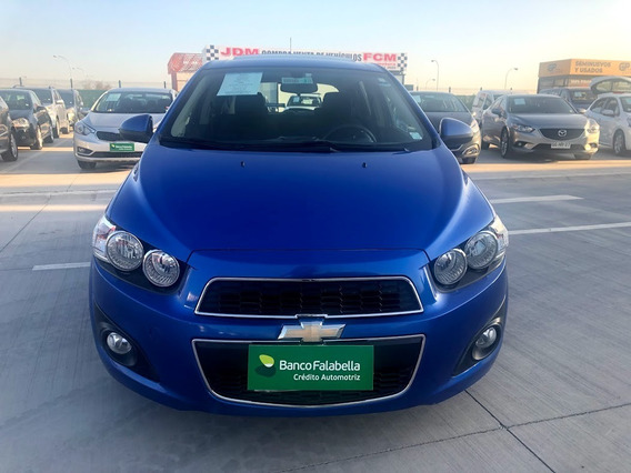 Chevrolet Sonic 1.6 Lt Automatico 2012
