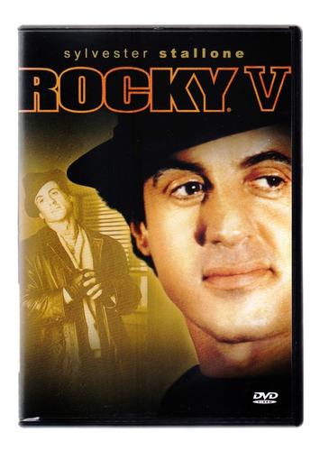 Rocky V 5 Cinco Sylvester Stallone Pelicula Dvd