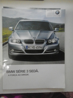 Catálogo Bmw Série 3 Sedã - Frete Grátis