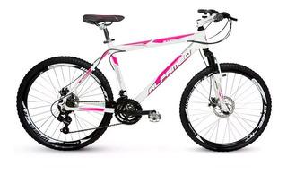 Bicicleta Alfameq Feminina Aro 29 Freio Disco 21v Shimano