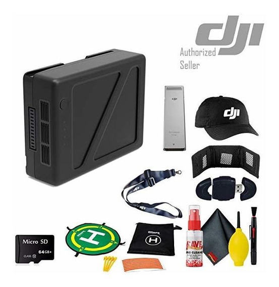 Camara Dji Tb50 Bateria Inspire 2 Lanyard + Cap Cinessd 2 -®
