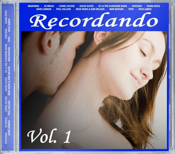 Recordando Vol. 1 - Cd Lacrado Rsa Music
