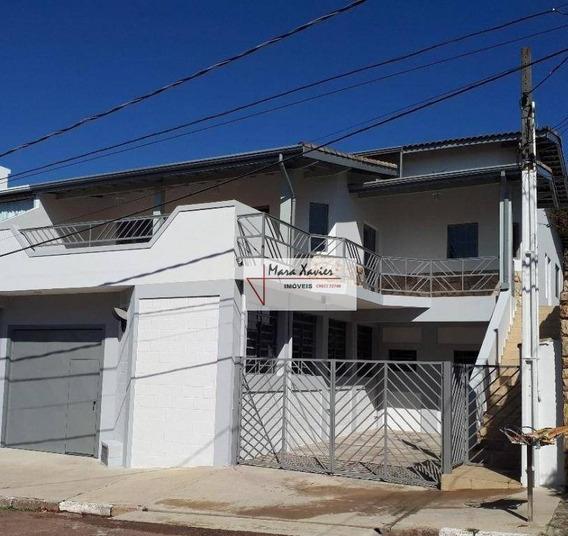 Ca2636 2 Casas Em Aclive, Ótima Localização Vinhedo Sp - Ca2636