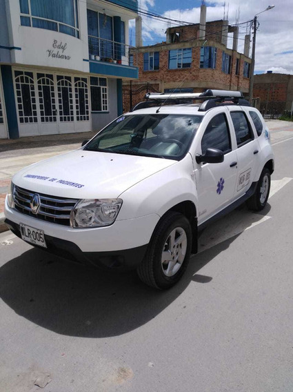 Renault Duster Expression 1600 Cc 4x2 Perfecto Estado
