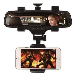Suporte Celular Carro Para Retrovisor iPhone Smartphone Gps