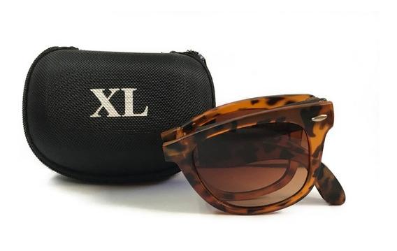 Xl Extra Large Lentes Plegables Sol Verano 19 Mujer Xl58921