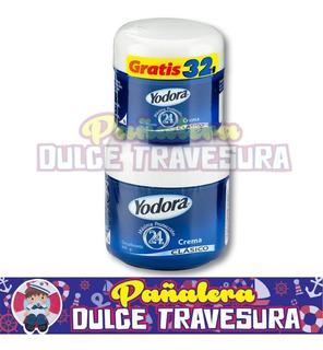 Crema Yodora 60+32 Grms - L a $19500