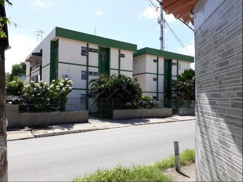 Apartamento 03 Quartos No Janga - Ap0446