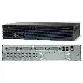 Roteador Cisco 2900 2911-/k9 Perfeito!