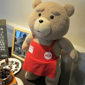Pelúcia Urso Ted 2 O Filme Teddy Bear 45cm