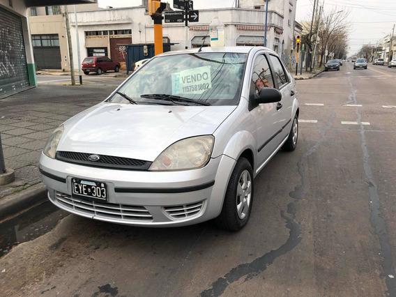 Ford Fiesta 1.6 Ambien. Gnc 2005